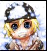 nal_rene: Chibi Snow laying in snow. (10)