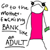 elf: Go to the motherf*cking BANK like an ADULT (Adult)