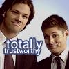 cordy69: (J2 Trusthworthy)