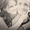musyc: Hermione embracing Draco (Draco/Hermione: Affectionate)