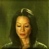 goodbyebird: Elementary: Joan watson looking down. (Elementary my dear Watson)