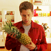 pineapples: (i am literally holding a pineapple)