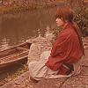x_scarred: (sitting riverside)