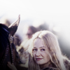 la_samtyr: color pic (eowyn with horse)