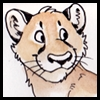 vik_thor: Puma, artwork (Djini Puma)
