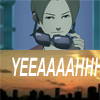 hylidae: Bunmei takes off his sunglasses after a terrible pun. Yeeeeeaaahh! (yeah!)