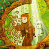 defenestrated: Brendan and Aisling [Secret of Kells] (pic#556601)