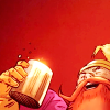 swashbuckling: (comics | volstagg/the lion of asgard)