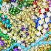 afrikate: Tons and tons of mardi gras beads--guess somebody earned them the old-fashioned way. (whoring myself out)