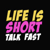 azurite: Life is short, talk fast (life is short talk fast)