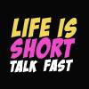 azurite: Life is short, talk fast (life is short talk fast)