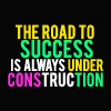 azurite: The road to success is always under construction (road to success (under construction))