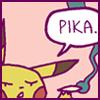 "mitbix: Pokemon, Pikachu   http://bit.ly/D0Nka (translated: ""bite me"")"