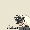 elizabeth_rice: Cartoon drawing of Draco kissing Harry, text reads one true pairing (Fandom 02)