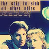 wendelah1: Mulder and Scully (The ship to sink all other ships)