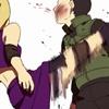 cosmosic: fakku shika (fight→ ninja kick!)