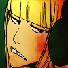 drylybabbling: a colored panel of Bleach with Shinji Hirako (feh, srsly?, ugh)