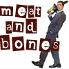 licencieux: (meat bones)