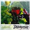 kouredios: Dionysus=grapes (Dionysos)