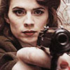 haipollai: peggy carter (bang)