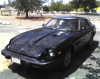 hyuri: my baby, an '83 280ZX (car)