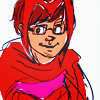 pkmntrainerrose: Yours truly drawn as the Scarlet Witch. (scarlet gpoy)