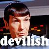 auntbijou: (Devilish)