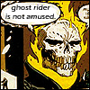 solaciolum: Ghost Rider does not approve of your shennanigans. (not amused)