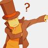 "slowkisses: (* professor layton ""?"")"