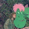 flyingthesky: Pete and Eliot (from Pete's Dragon) snuggling together. (disney: pete's dragon | ilu2)