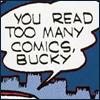 irrelevant: Cap #6 (1941) (Bucky the fanboy)