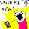 heresluck: (vidding: WATCH ALL THE VIDS!)