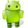 android_dev: A 3D rendering of the little android mascot (android 3D)
