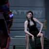 spacerhero: (black dress)