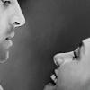 snickfic: Meg Cas kiss closeup (Meg Cas)