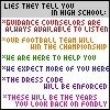 flytrue_archive: (lies, high school, bitter)