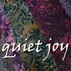 vom_marlowe: i made the quilt and the icon (quiet)