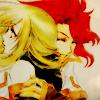 windychimes: Tear and Luke hugging (TearLuke // Hug)
