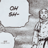 flamingstumpy: Thorfinn not making good life decisions. (vs º my life and my lady)
