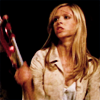 tigerlily: Buffy with scythe intent on battle (Buffy with scythe intent on battle)