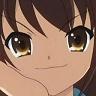 imoenofcandlekeep: Clipped from Suzumiya Haruhi no Yuutsu (Haruhi) (Default)