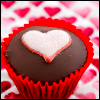 entrenous88: (holiday: valentine's cupcake icon)