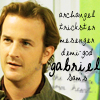 lifevolutionary: Archangel Gabriel = Sam's (Gabriel)