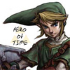 tyger: Link.  Text: HERO of TIME (Link - Hero of Time)