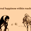 yati: (real happiness within reach)