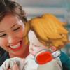 artofbones: (angela and baby yosuke)