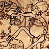 sabinetzin: God A from vase K521 (god a)