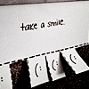 kol: (Have a smile)