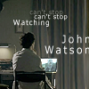 tinny: Sherlock's favourite pastime is watching John Watson (sherlock_cant stop watching)