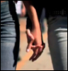 fairyrrl45: spencer carlin and ashley davies holding hands (Default)
